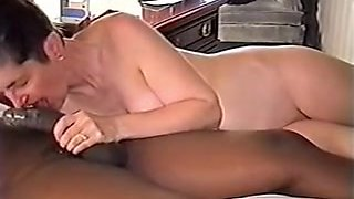 interracial cuckold housewife part 2 oral sex