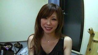 Crazy Japanese slut Miyu Misaki in Horny Rimming, Swallow/Gokkun JAV clip