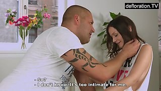 Defloration Tina Fox Is A One Big Titted Shy Girl