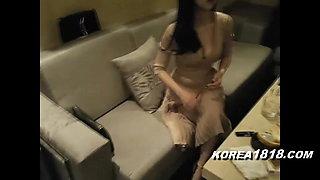 Sexy Fun at the Korean KTV Karaoke