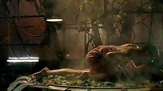 Xiao Ran Li,Mylene Jampanoi in Les Filles Du Botaniste (2006)