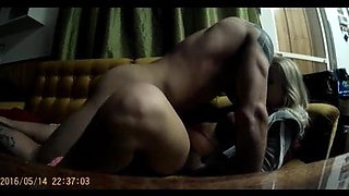 Caught Dad Fucking His Fit Daughter On Cam