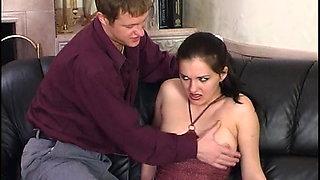 Pantyhose Maid Abused